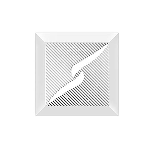 """XZJJZ Ventilador Extractor de 16 W para baño, Cocina, Inodoro, Comedor, 5"""", Extractor de Ducha con conductos, Ventilador de Baja energía de 120 mm"""