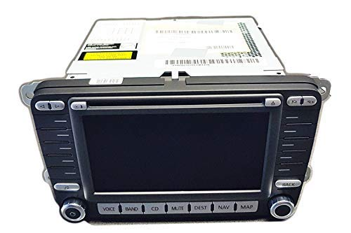 original Navi MFD2 MFD 2 DVD 1K0 035 197 D Bluetooth Streaming