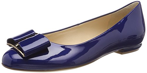 Högl Högl Damen 5-10 1085 3100 Geschlossene Ballerinas, Blau (Navy), 37 EU