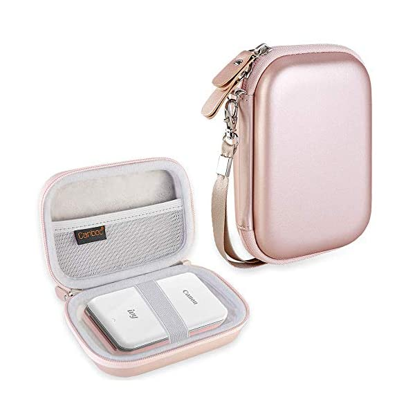 Canboc Shockproof Carrying Case Storage Travel Bag for Canon Ivy Wireless Bluetooth...