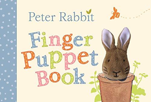 Peter Rabbit Finger Puppet Book (PR Baby books)