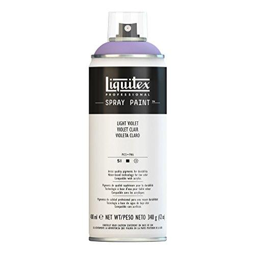 Liquitex Professional - Acrílico en spray, 400 ml, violeta claro