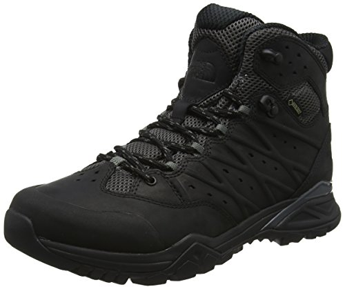 THE NORTH FACE Herren Hedgehog Hike Ii Mid Gore-tex Trekking-& Wanderstiefel, Schwarz (TNF Black/Graphite Grey Ku6), 40.5 EU