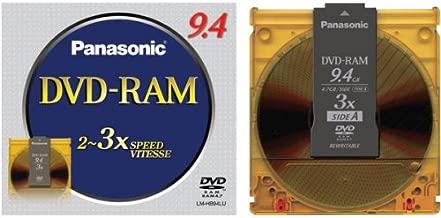 Panasonic LM-HB94LU 9.4GB DVR Double Sided Disc