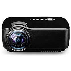 Vivibright Best Selling LED GP70 Projector Full HD 1080p Support for Home Cinema - 120 Inch Display,MDI