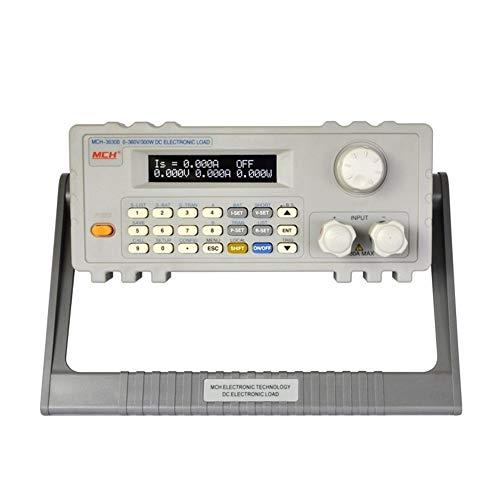 HEQIE-YONGP Wissenschaftliche Meter Elektronischer Lastmesser 360V / 30A / 300W Programmierbarer elektronischer DC-Lasttester Programmgesteuerte DC-Last MCH-3630B Instrument