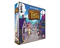 Tiny Towns: オリジナル (AEG07053) 1~6人プレイ時間 45~60分 戦略ボードゲーム 対象年齢14歳以上 賢いプラン&構築