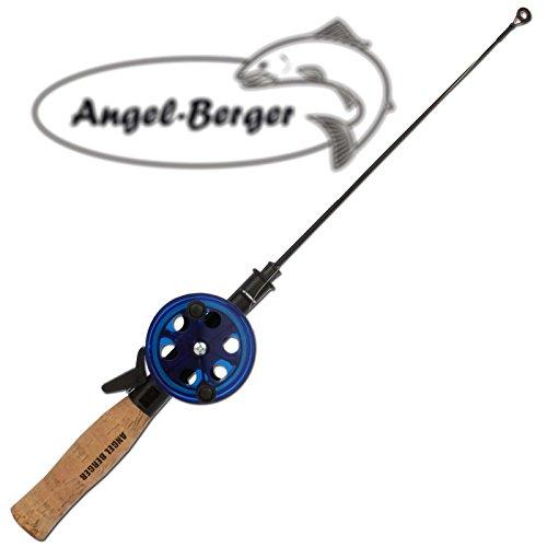 Angel-Berger Eisangel Set mit Rolle und Korkgriff (XL)