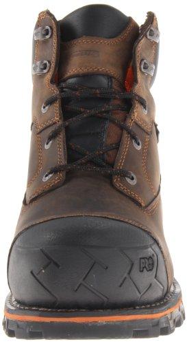 """Timberland PRO Men's Boondock 6"""" Waterproof-M Industrial Work Boot"""
