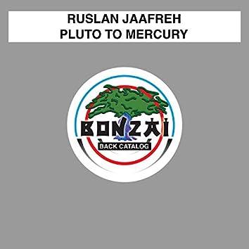 Pluto To Mercury