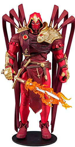McFarlane DC Collector 7 Actionfigur - WV2 - White Knight Azreal