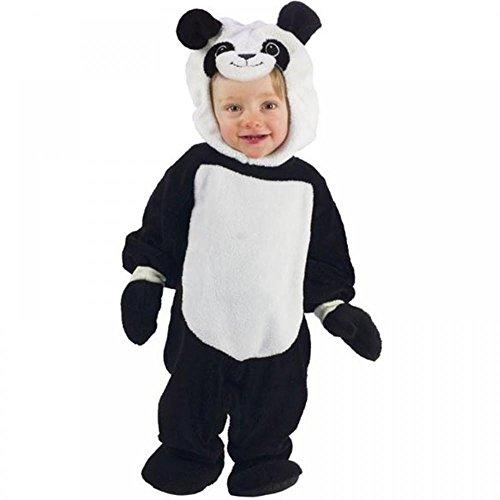 Cute Baby Kleinkind Plush Giant Panda Zoo Wild Bär Animal Halloween Kostüm Kleid Outfit 6-12m