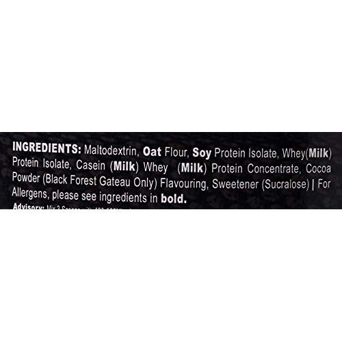 The Bulk Protein Company - SERIOUS GAINZ Whey Protein Powder 5kg - Weight Gain, Mass Gainer - 30g Protein Powders - Chocolate