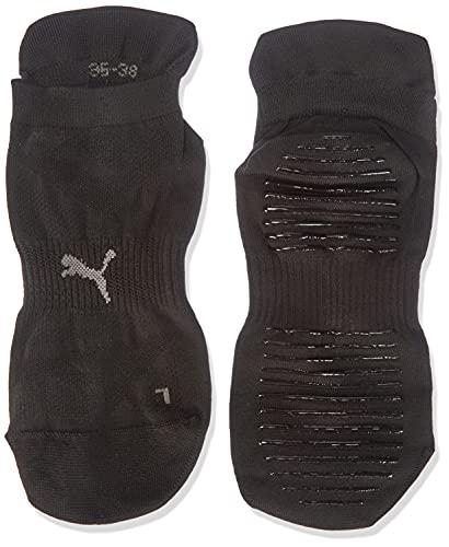 PUMA Womens Studio Women's Sneaker-Trainer (1 Pack) Socks, Black, 39/42