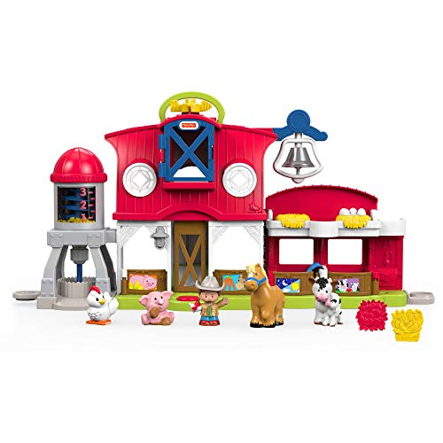ferme fisher price carrefour