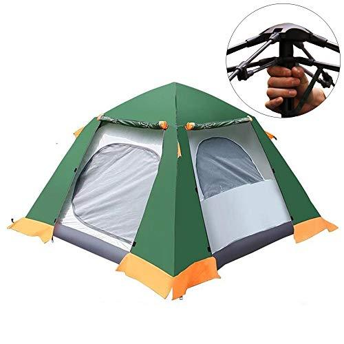 ZHYZ Tent, groot, voor camping, in het park, voor 3-4 personen, familietent in de open lucht