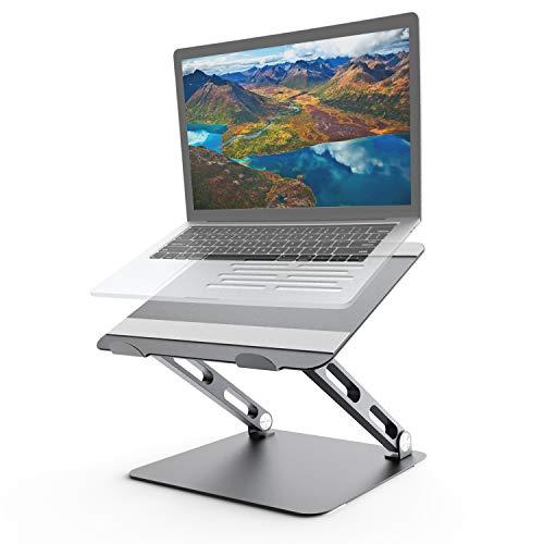 Etpark Supporto per Laptop Supporto per Notebook Portatile Supporto per Laptop Regolabile Compatibile con Laptop da 11-17 Pollici per MacBook Tablet Tablet per Notebook Surface