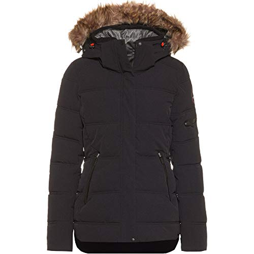 ICEPEAK Damen Blackey Outdoorjacke schwarz 38