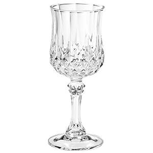Luminarc Arc International Longchamp Diamax Cordial Glasses (Set of 4),...
