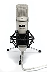 CAD GXL2400 USB for CHURCH PODCASTING