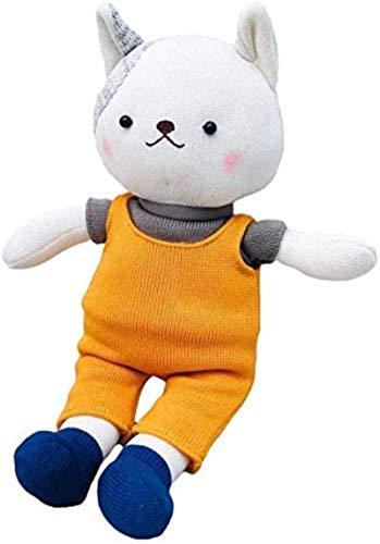 siyat 38 cm Muñeca de Lana R  BB  T Juguetes de Peluche de Crochet Punto de Punto Cat Cat R  BB  T Muñecas Muñecas Muñecas Muñecas Animales C  Uple Bunny Dolls-38cm_Cat Jikasifa