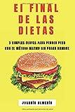 EL FINAL DE LAS DIETAS: 3 SIMPLES CLAVES PARA PERDER PESO CON EL MÉTODO MATMU SIN PASAR HAMBRE