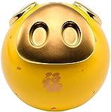 Ceramica Bella Pig Coin Bank Bank Bank Banca Multifunzione Salvadanaio Piggy Bank Tea Pot Portapenne Compleanno per Bambini Ragazzi Ragazze Piggy Bank (Colore: Verde) LNNDE (Color : Yellow)