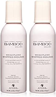Bamboo Volume Weightless Whipped Mousse, 6-Ounce (2-Pack)