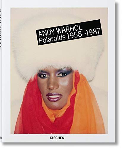 Andy Warhol polaroids - 1958-1987