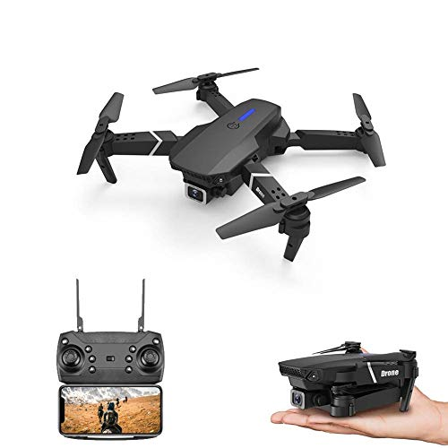 GRTVF 4K Drone with Dual Camera, 50x Zoom, WiFi FPV Live Video,...