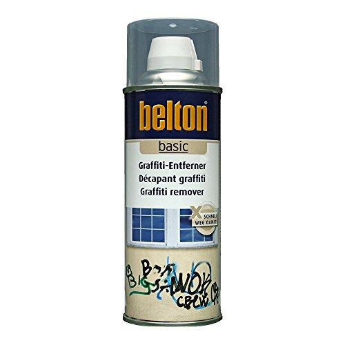 Unbekannt KWASNY 323 475 Belton Basic Graffiti-Entferner farblos 400ml
