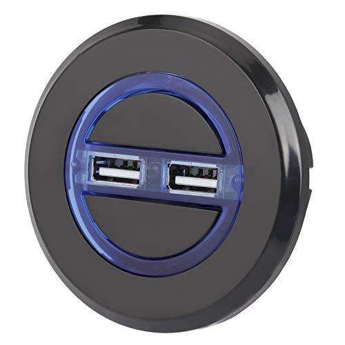 SHYEKYO Handsessellift-Stuhltaste, Handsessel-elektrischer Liegeknopf wasserdichte Dual-USB-Anschlüsse für den Heimgebrauch für Büros für Theater