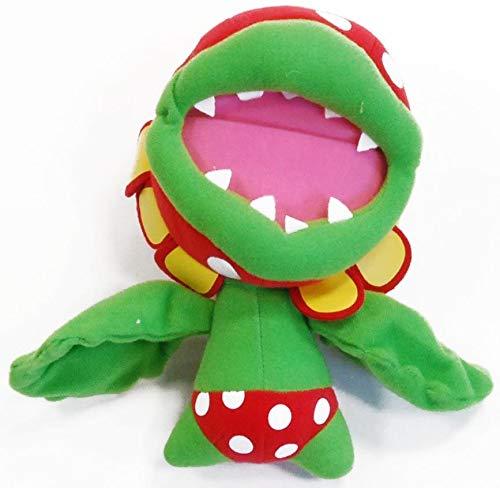 Super Mario Brothers Petey Piranha Plush 7 Doll B003ix8gde