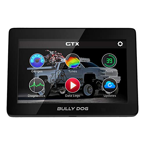 Bully Dog 40460B GTX Performance Tuner