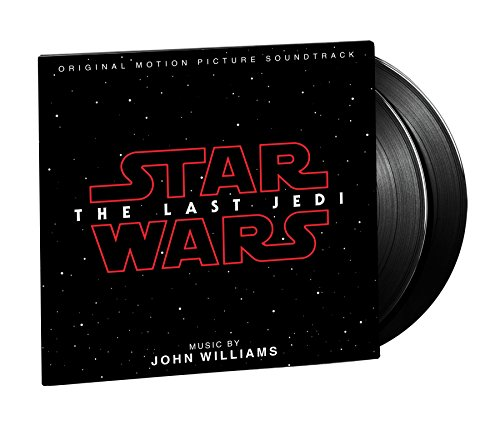Star Wars: The Last Jedi [Vinilo]