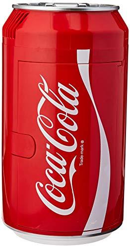 Mini Geladeira Coca Cola Vintage 8 Latas Bivolt, Koolatron, Vermelho