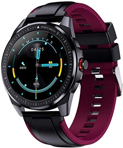 Reloj inteligente 1.3 pulgadas Ip68 impermeable bluetooth pulsera larga espera deportes reloj-B
