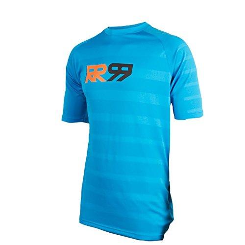 Royal Racing Impact Manga Corta Maillot Hombre, Azul eléctrico, FR: XS (Talla...
