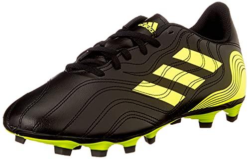 adidas Copa Sense.4 FxG, Zapatillas de fútbol Hombre, NEGBÁS/Amasol/Amasol, 42 EU