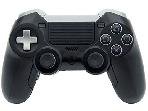Bluetooth Elite Controller Compatible with Playstation PS4, Includes...