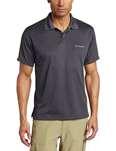 Columbia New Utilizer Poloshirt für Herren - grau - Mittel