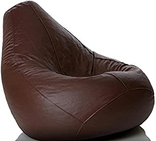 Best large brown leather bean bag Reviews