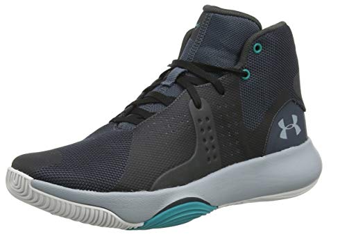 Under Armour Herren UA Anomaly Basketballschuhe, Grau (Wire 402), 40 EU