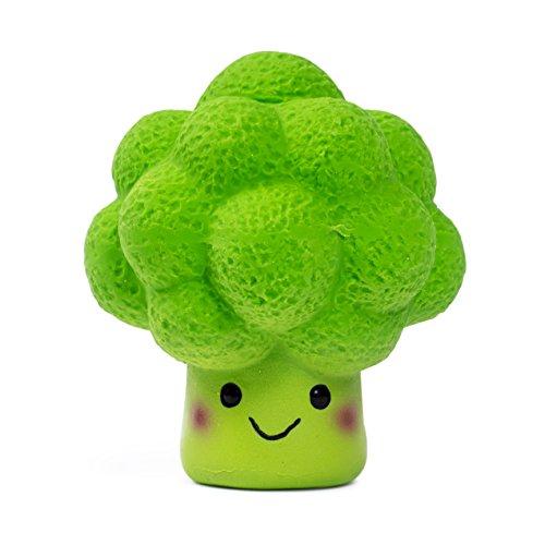 Petface Latex Broccoli hond speelgoed, klein