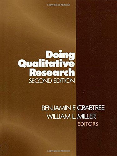 Doing Qualitative Research (Research Methods for Primary...