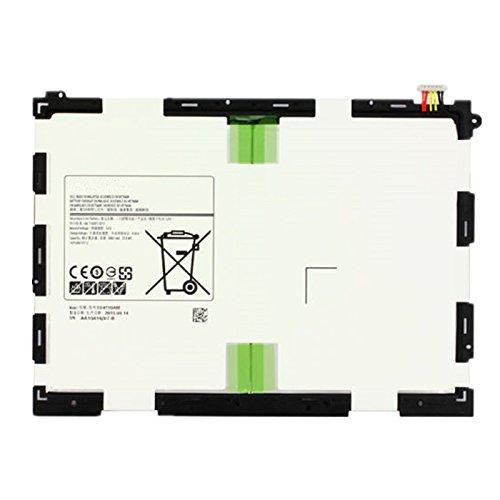 EB-BT550ABE EB-BT550ABA EB-BT550 Sostituzione della batteria del tablet per Samsung Galaxy Tab A 9.7  SM-T550 SM-P550(WiFi) SM-T555 SM-P555(3G, 4G LTE&WiFi) SM-T555C SM-P351 (3.8V 22.8Wh 6000mAh)