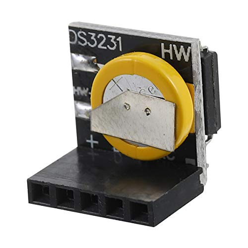 ULTECHNOVO DS3231 High Precision RTC Real Time Clock Module RTC Module Compatible for Arduino Raspberry Pi