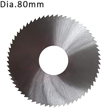Xucus 2pcs lot mart Dia.80mm0.4-2mm Hole 22mm HSS Blade Saw Circular Clearance SALE Limited time