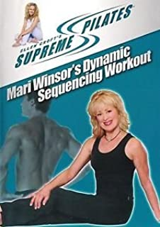 Mari Winsor's Dynamic Sequencing Workout -- Ellen Croft Supreme Pilates -- DVD
