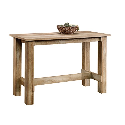 wood bar table - 3
